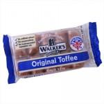 Walkers Toffee Block - ORIGINAL Toffee (100g Block) (Best Before: 03/11/18)