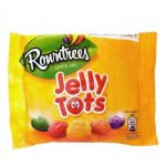 Rowntrees Jelly Tots (42g) (Best Before: 12/2017)