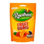 Rowntrees Fruit Gums Pouch - 150g (BB: 31.05.21) (SALE)
