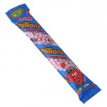 Millions STRAWBERRY Chewy Sweets (65g) (Best Before: 05/2018)
