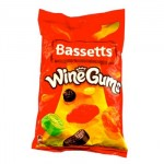 Bassetts Wine Gums (1kg Bag) (Best Before: 01/03/18)