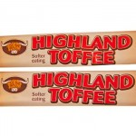 Highland Toffee Chews (2x25g Bars) (Best Before End: 01/2017) **50% OFF - 6 left**