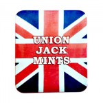 British - Union Jack Mints Tin (BBE: 12/2018) (CLEARANCE - 80% OFF)