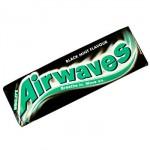 Wrigleys Airwaves Black Mint Gum -15g (Best Before: 27/02/18)