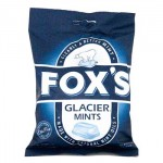 Foxs Glacier Mints (200g) (Best Before: 18/9/17)