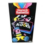Bassetts Liquorice Allsorts (460g Box) (Best Before: 07/02/18) **20% OFF**