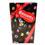 Bassetts Liquorice Allsorts (460g Box) (Best Before: 7/3/15)