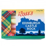 Ross's Edinburgh Castle Rock - Gift Box - 12 Sticks - 270g - LARGE (Best Before: 06.12.21)