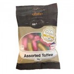 Stockleys Assorted Toffee Sugar Free (70g)  (Best Before: 10/2017) **NEW**