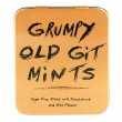 Grumpy Old Git Mints Tin (45g) (BBE: 12/2018) **2 for $10**