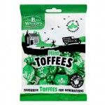 Walkers Mint Toffees - 150g Bag  (Best Before: 05/09/17) **NEW**
