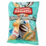 Mint Favourites (Bassetts) (192g) (Best Before: 01/01/18) **NEW**