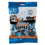 Walkers Salted Caramel Toffees (150g Bag) (Best Before: 20.08.20)