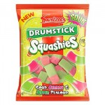 Swizzels Squashies Drumstick Sour Cherry & Apple (PMP - 145g) (Best Before: 31.03.20)
