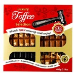 Walkers Nonsuch Toffee - Luxury Selection Pack with Hammer - 400g (Best Before: 18.01.2021)