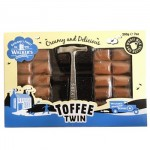 Walkers Nonsuch Toffee Twin Hammer Pack - Original Toffee - 200g (Best Before: 18.01.21)