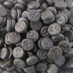 K&H Double Salt Rounds Licorice (Dutch) (100g) (Best Before: 07.02.21)