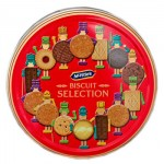 McVities Toy Soldier Biscuit Selection Tin (500g)