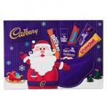 Cadbury Santa Selection Box - MEDIUM (180g)