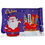Cadbury Santa Selection Pack - SMALL (81g)