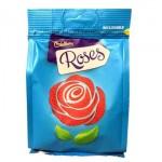 Cadbury (UK) ROSES Bag - 88g