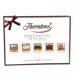 Thorntons Continental Milk Chocolate - 284g (Best Before: 30.09.19)