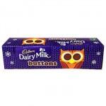 Cadbury Buttons Tube Stocking Filler (72g)