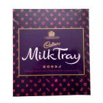 Cadbury Milk Tray Chocolates - MEDIUM - UK - 180g Box (BBD: 25/04/17) **REDUCED**