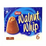 Walnut Whip Gift Box (6x30g)