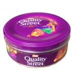 Quality Street Tin - Small - 240g