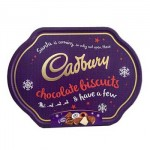Cadbury Chocolate Biscuits Assortment Tin (340g) (Best Before: 15/4/17) **50% OFF**