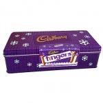 Cadbury Fingers Tin (228g) (Best Before: 3/5/17) **REDUCED - 1 LEFT**