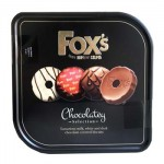Fox's Chocolatey Selection Biscuit Tin (365g)