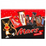 Mars and Friends Selection Box - MEDIUM -144g