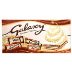 Galaxy Christmas Collection Selection Box - 259g (2 for $30)