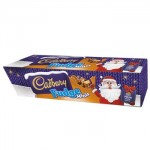 Cadbury Fudge Minis Tube - 72g