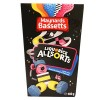 Bassetts Liquorice Allsorts Carton - 400g (Best Before: 04.04.20)