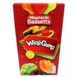 Maynards Wine Gums - 400g Carton (BB: 06.07.21)