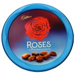 Cadbury Roses Tub (UK) - 660g