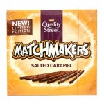 Quality Street Matchmakers Salted Caramel (130g) *New Limited Edition* (10% Off - 1 Left)