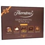 Thorntons Continental DARK Selection Box - 284g (2 Left)