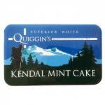 Quiggins Kendal Mint Cake Gift Tin - 170g (Best Before: 26.09.18) (5 Left)