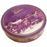 Cadbury Chocolate Biscuit Selection Tin - 247g