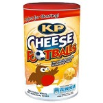 KP CHEESE FOOTBALLS Caddy - 142g