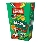 Maynards Bassetts Mix Ups (400g) (Best Before: 21.05.19) (50% OFF - Last One)