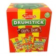 Swizzels Drumstick GIFT BOX CUBE - 362g (Best Before: 31.08.19) (2 Left)