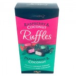 Jameson's Raspberry & Peppermint Ruffles Carton - 218g