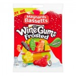 Maynards FROSTED Wine Gums - 165g
