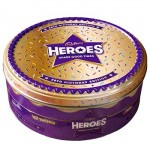 Cadbury Heroes Tin - 20th Birthday Edition - 800g (4 Left)
