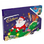 Cadbury Santa Selection Box - MEDIUM - 153g